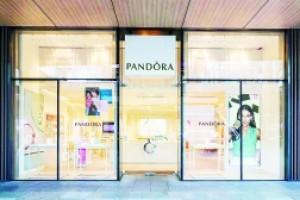 快时尚珠宝潘多拉增长急刹车:定位摇摆 追求门店量