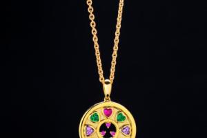 全球首款人工智能设计珠宝,七夕情人节前首次发布!