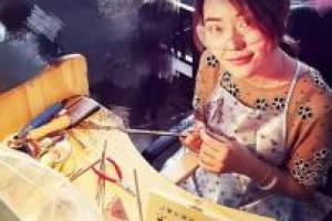 济南珠宝设计师李楠:怎样赋予作品灵魂