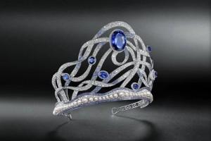 """""""丝路飞天""""全球首秀 这个设计师将中华文化嵌进珠宝"""