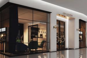 CEYLON STAR高级珠宝生活馆惬意进驻京城空港高级别墅核心区