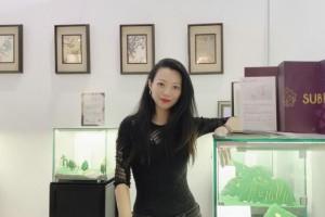 青年珠宝设计师黄可迪:希望能让珠宝拥有生命力